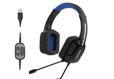 TAGH401BL casque gaming philips