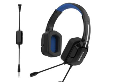 TAGH301BL casque gaming philips